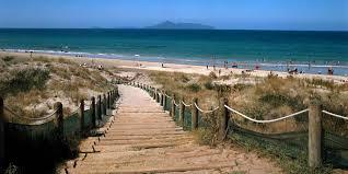 Managwhai beach 1