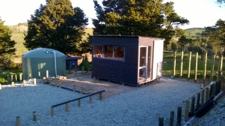 Kitchen building erectyed